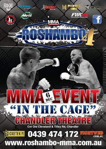 Roshambo MMA 4