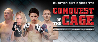 Conquest of the Cage 18