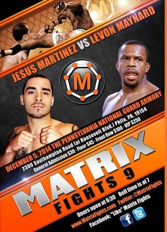 Matrix Fights 9