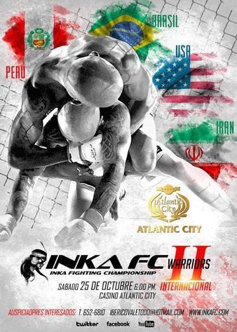 Inka FC: Warriors 2
