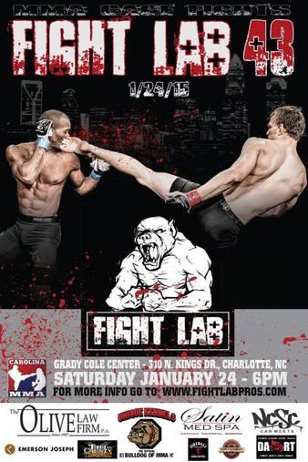 Fight Lab 43