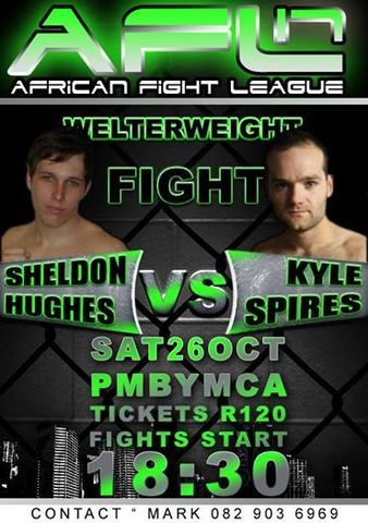 African Fight League 17