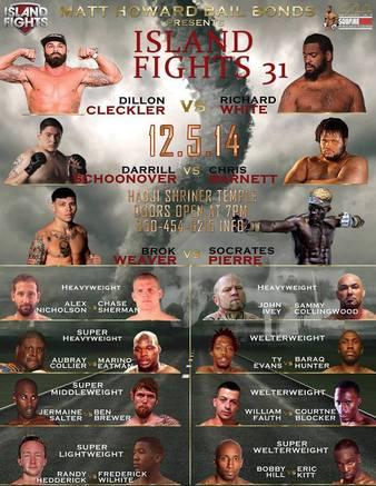 Island Fights 31