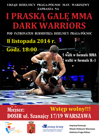 Dark Warriors 1