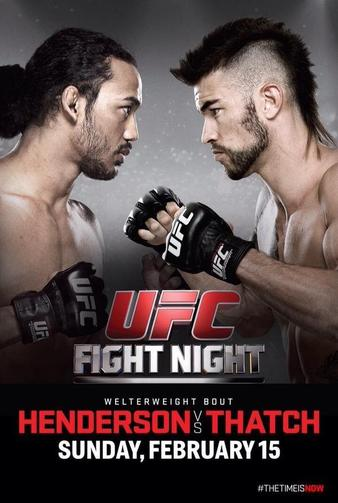 UFC Fight Night 60