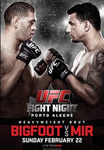 UFC Fight Night 61