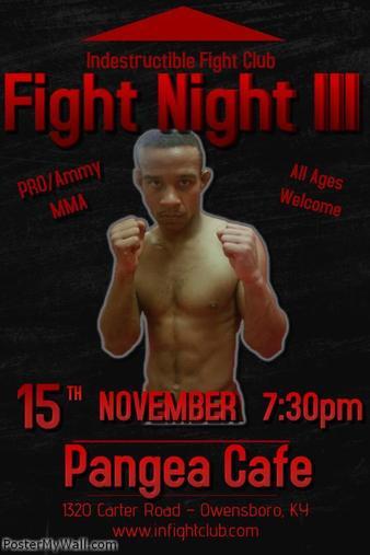 IFC Fight Night 3