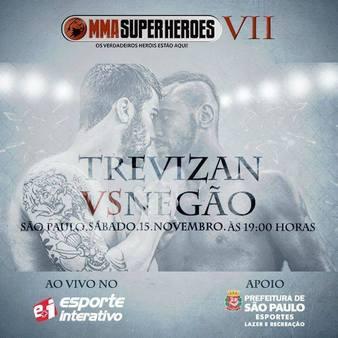 MMA Super Heroes 7