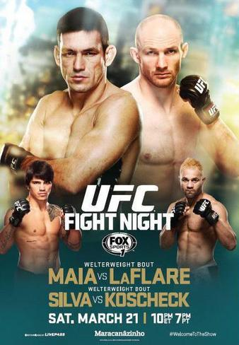 UFC Fight Night 62