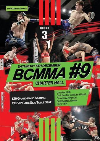 British Challenge MMA 9