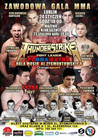 Thunderstrike Fight League 6