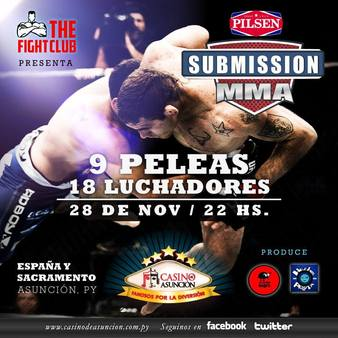 Pilsen Submission MMA 1