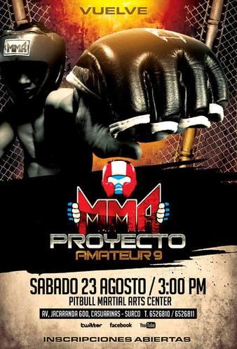 MMA Proyecto Amateur 9