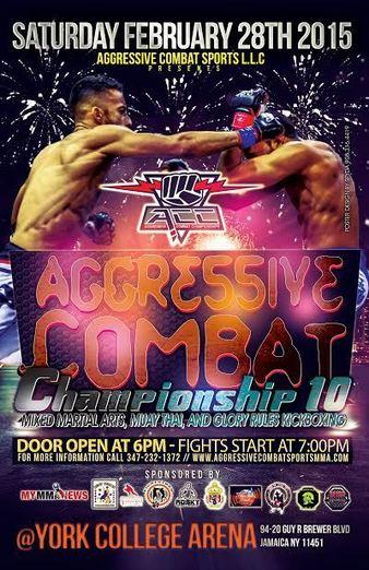 Aggressive Combat 10