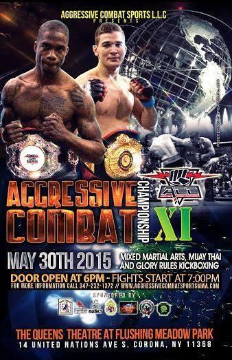 Aggressive Combat 11