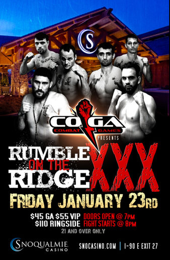 Rumble on the Ridge 30