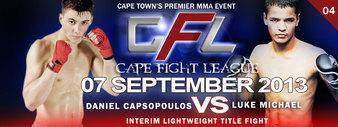 Cape Fight League 4
