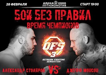 Octagon Fighting Sensation 3