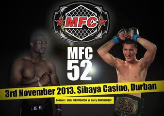 MFC Fight Zone 52