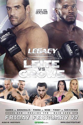 Legacy FC 39