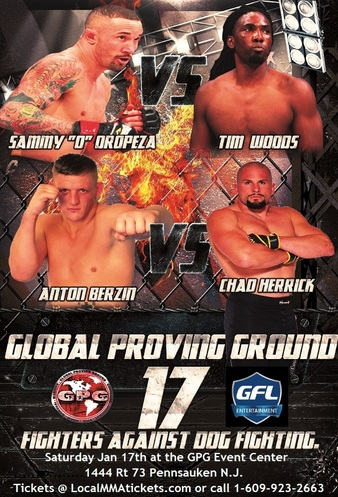 Global Proving Ground 17