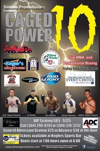 Caged Power 10