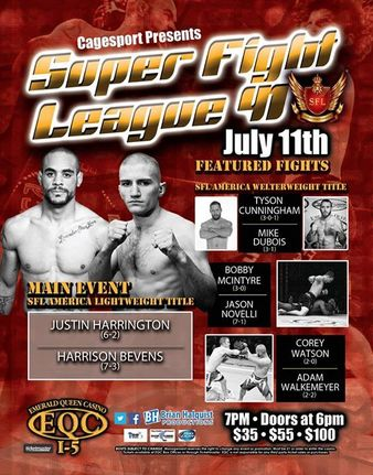 Super Fight League 41