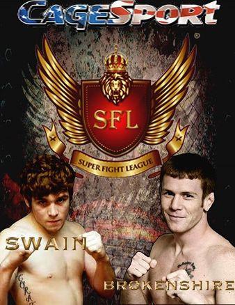 Super Fight League America 6