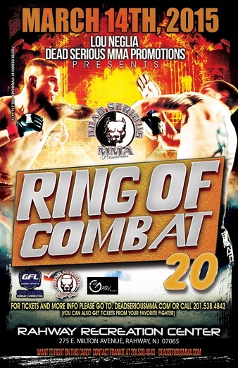 Ring of Combat AM 20