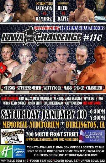 Iowa Challenge 110