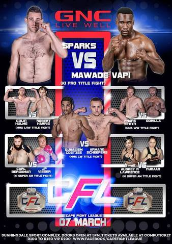 Cape Fight League 9