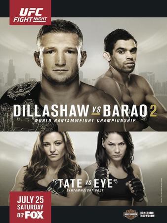 UFC on FOX 16