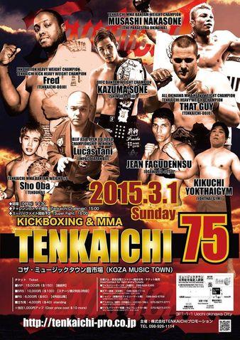 Tenkaichi 75