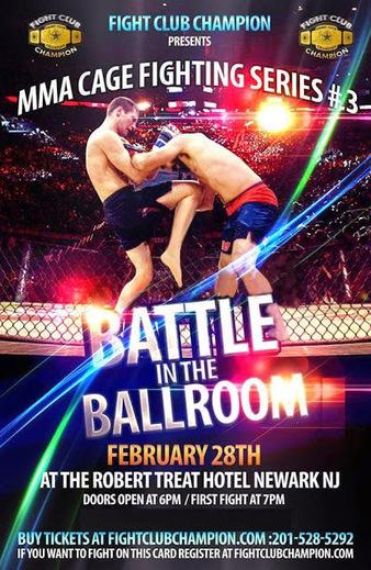 Fight Club Champion 3