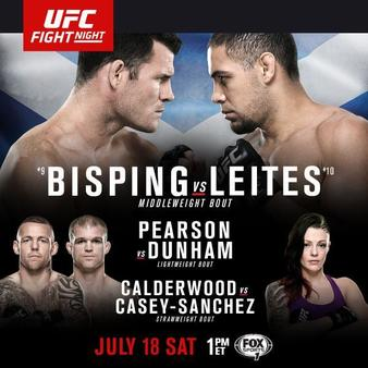 UFC Fight Night 72