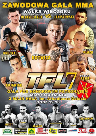 Thunderstrike Fight League 7