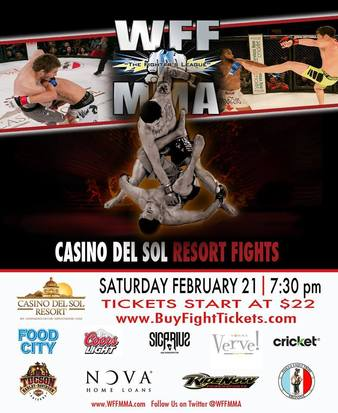 casino del sol events