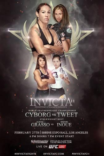 Invicta FC 11