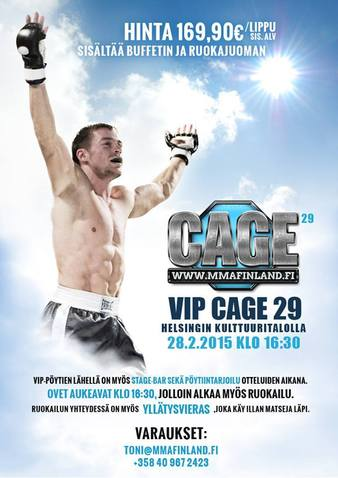 Cage 29