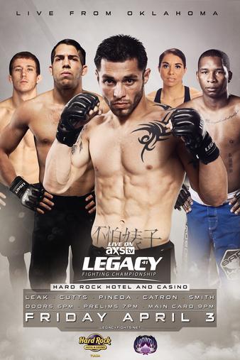 Legacy FC 41