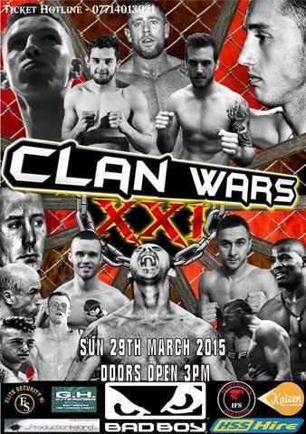 Clan Wars 21