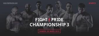 FIGHT4PRIDE Championship 3