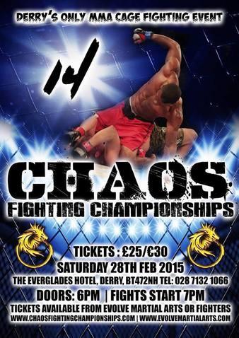 Chaos FC 14