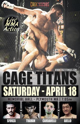 Cage Titans 23