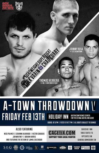 A-Town Throwdown 5