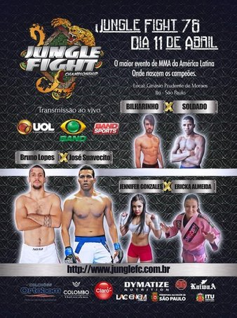 Jungle Fight 76