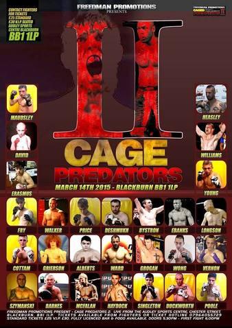 Caged Predators 2