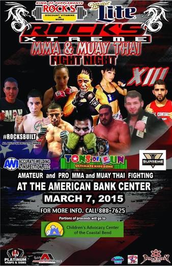 Rocks Xtreme MMA 13