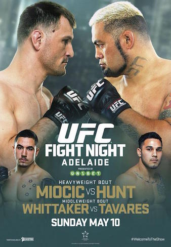 UFC Fight Night 65