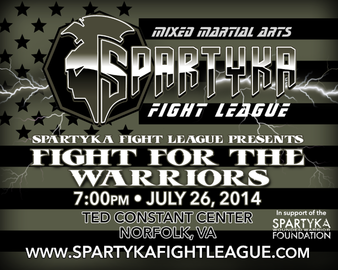 Spartyka Fight League 16